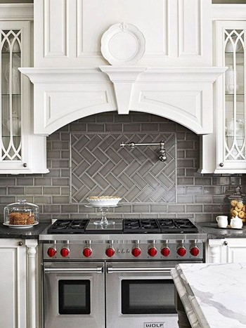 How do you choose the perfect kitchen backsplash? | B&T Kitchens & Baths