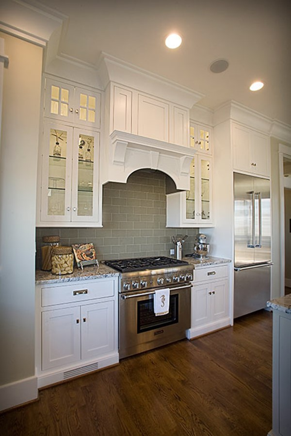 How Width Are Kitchen Cabinets
