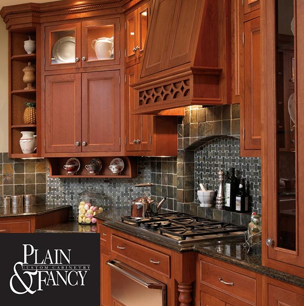 Plain And Fancy Cabinets B Amp T Kitchens Amp Baths
