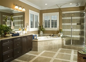 Wondrous Custom Bathroom By Bt Kitchensbaths Virginia Beach Bt Beutiful Home Inspiration Semekurdistantinfo