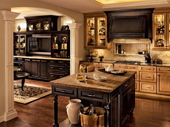 Bu0026T Kitchens And Baths Is The Premier Distributor For KraftMaid Cabinets.  Customers Throughout Norfolk, Virginia Beach, Chesapeake, Hampton, Newport  News, ...